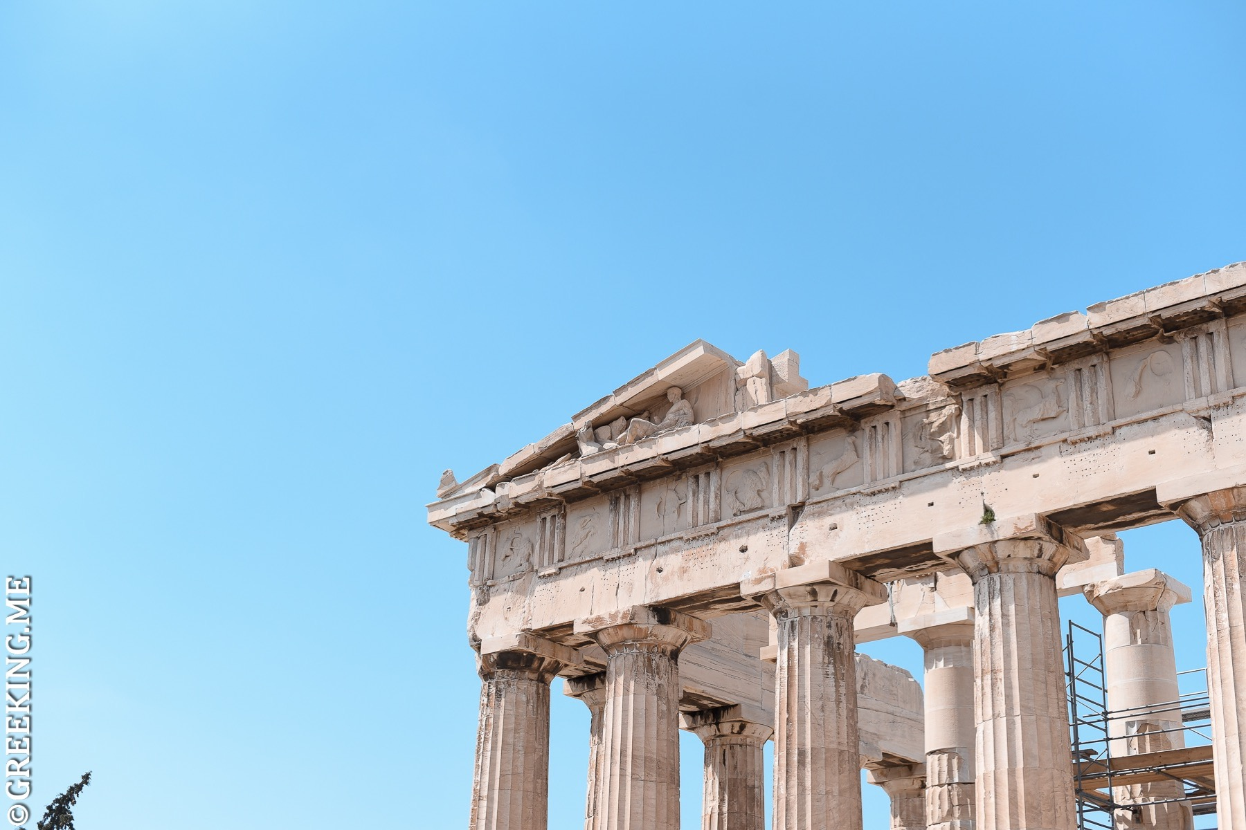 Skip the Lines: Mythology Tour of Acropolis, Acropolis