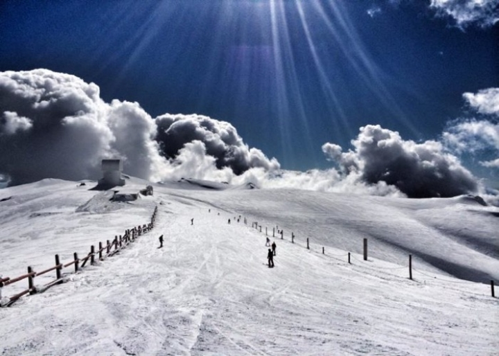 Find out the best ski resorts in Greece - credits: greekreporter.com