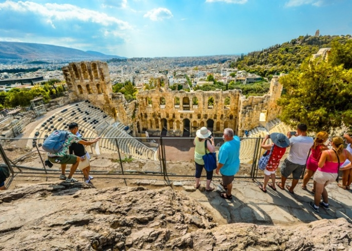 The Odeon of Herodes Atticus - credits: Kirk Fisher/Shutterstock.com