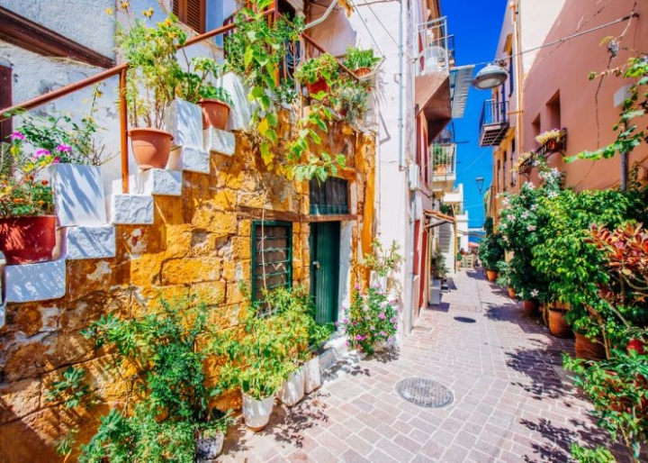 Old town of Chania - credits: Aetherial Images/Shutterstock.com