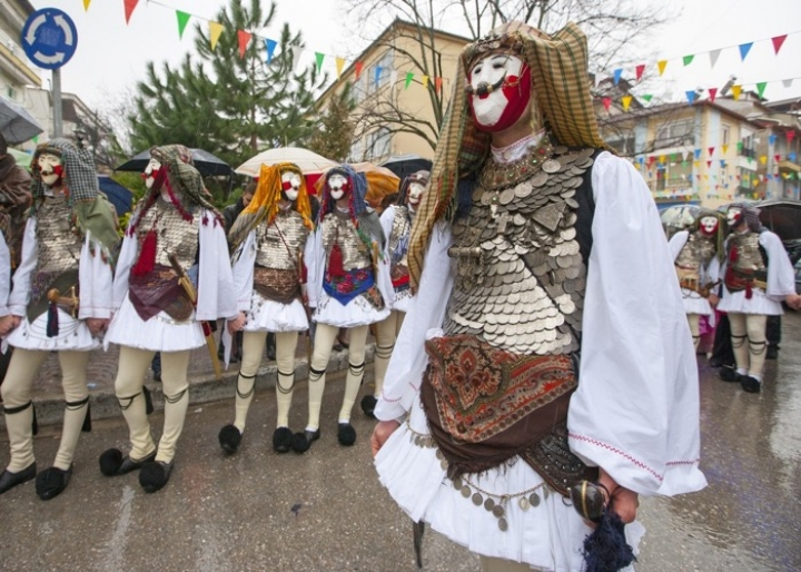 Carnival in Greece - credits: Yiorgos GR/Shutterstock.com