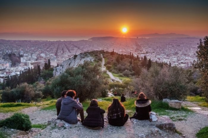 View of Athens from the Acropolis hill - credits: Bruno135/Shutterstock.com