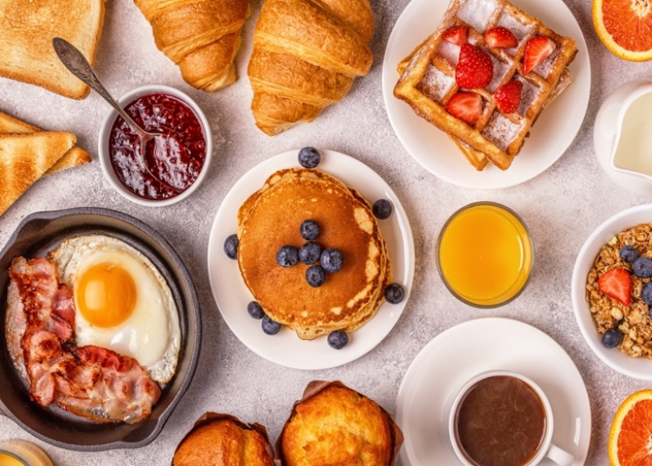 5 Places to Brunch in Athens