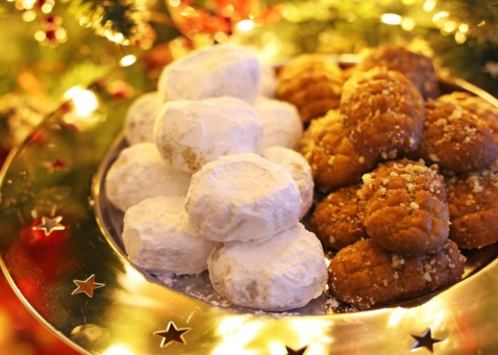 Greek Christmas.A Guide To Greek Christmas Treats Greeking Me